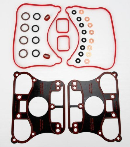 James Gasket Rocker Box Gasket Kit - Rubber 17030-07-X