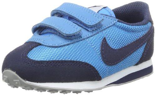 Nike Mach Runner 580423-402 Unisex-Baby Lauflernschuhe Blau (Vivid Blue/Mid Navy-White-Wolf Grey)