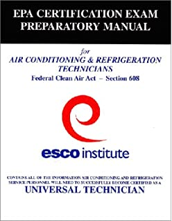 Buy hvac licensing study guide second edition book online at low epa certification exam preparatory manual for air conditioning refrigeration technicians federal clean air act fandeluxe Images