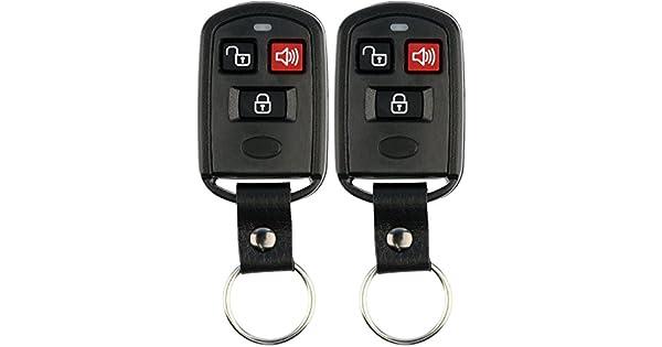 Amazon.com: KeylessOption - Llavero de coche para Hyundai ...