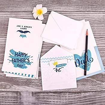Skateboard Dad with Envelope Details about  /C5367FDG Father/'s Day Greeting Card