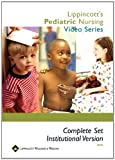 Lippincott's Pediatric Nursing Video Series, Lippincott Williams and Wilkins Staff, 0781791723