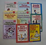 I Can Read Book Set : Amelia Bedelia and the Surprise Shower - Amelia Bedelia Rocket Scientist - Thank You, Amelia - Bravo, Amelia Bedelia - Amelia Bedelia's Family Album - Play Ball Amelia Bedelia (The Unofficial Amelia Bedelia Box Set)