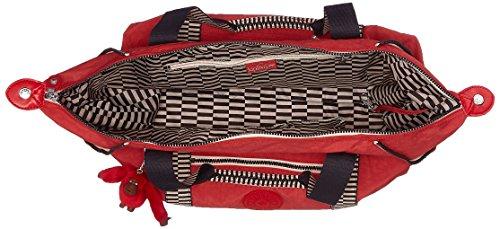 Art Spicy Rouge de Noir Dazz Mix Red plage 26 cm Sac Kipling 58 M Black liters Noir Sd6wqSA