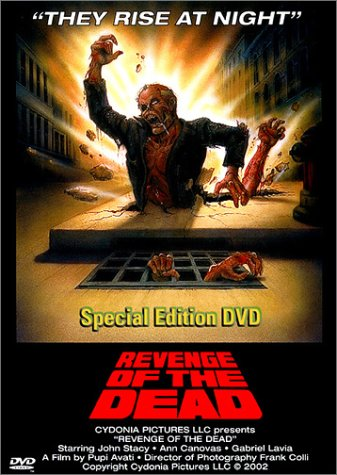 Revenge of the Dead (DVD)