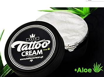 Best Tattoo Cream Aloe Vera 50 ml: Amazon.es: Belleza