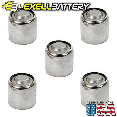 PX1 BMR50 1APX E1N H-P ISA-MR85 Exell A1PX 1.5V Alkaline Batteries 1100A RMIN A1PX EPX1 RM1 LR50 6-Pack 1A MR50 Leclanche MR85 PC1A Mallory RM-1N V1PX RPX1
