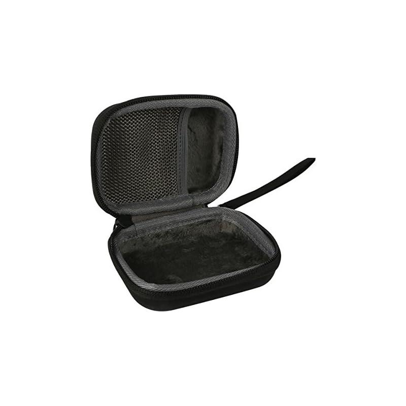 873dbfad1bd2 co2CREA Carrying Travel Storage Organizer Case Bag for Snark SN-5x SN6/KLIQ  UberTuner Guitar Bass Violin Ukulele Tuner/String Winder ...