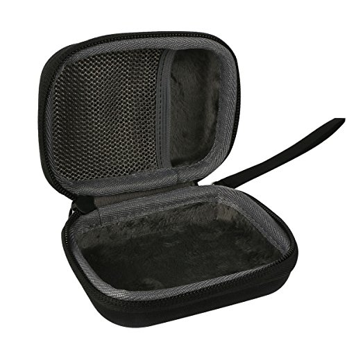 co2CREA Carrying Travel Storage Organizer Case Bag for Snark SN-5x SN6/KLIQ UberTuner Guitar Bass Violin Ukulele Tuner/String Winder Cutter/Pickholder/Capo