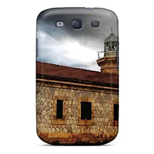 Cute High Quality Galaxy S3 Lighthouse Getting Ready For A Storm Case