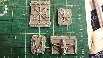 Alternative Chaos Rhino/Predator tank front plate/hatches. (Plate Hatch)