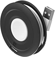 Watch Side Winder by Fuse Compatible With Apple Watch Charger for Cable Management, Organization, and charging dock for trave