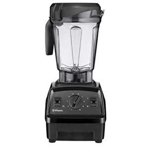 Vitamix E320 Explorian Blender Black