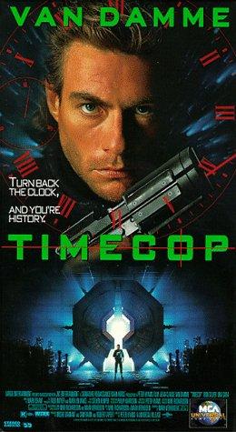 Magic Mike Cop Costume (Timecop [VHS])