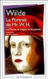 Le Portrait de Mr. W.H. ; La Plume, le crayon et le poisson (étude en vert) par Wilde