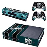Vanknight Vinyl Decal Skin Stickers Cover for Xbox One Console Kinect 2 Controllers Review
