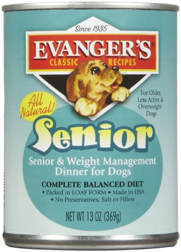 Evangers Complete Classic Dinners Seniors – 12×13 oz Review