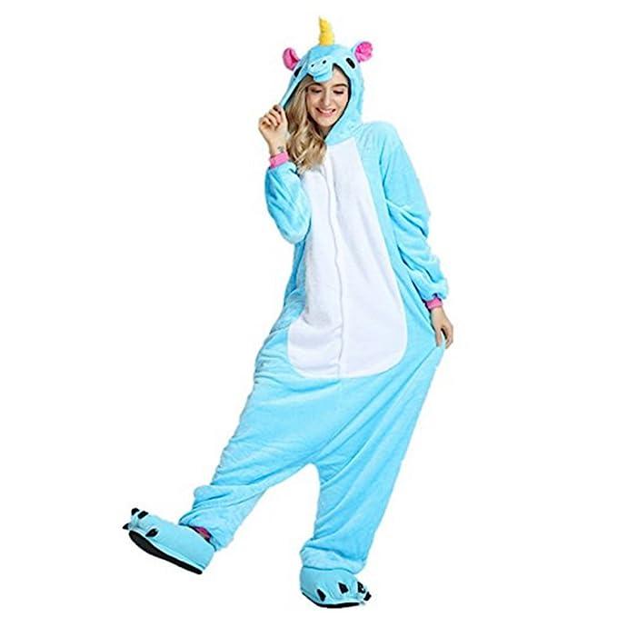 Unisex Unicornio Lounger wear Cosplay Partywear Traje Ropa de dormir Pijama   Amazon.es  Ropa y accesorios f28a662b5a1c