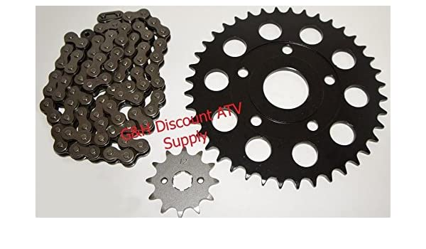 11 Tooth Front Steel Sprocket 11T Honda ATC200S ATC 200S 1984 1985 1986
