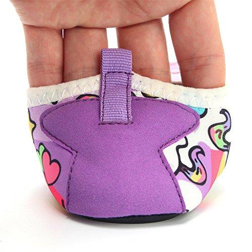 Garçon Rainbow Pour Unicorn Joinfree Aquatiques Chaussures txqWI74
