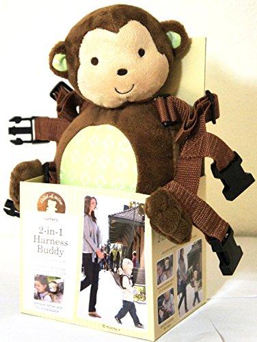 child of mine 2 in 1 Harness Buddy Monkey (Child Of Mine 2 In 1 Harness Buddy)
