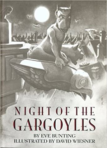 Gargoyle Nights: A Collection of Horror