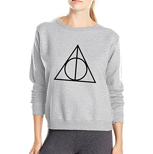 Hihihappy Fashion Women NEW Hot Sale Autumn Winter Fashion Hogwarts Warm Sweatshirts Hipster Fleece Loose Fit Pullover Solid -