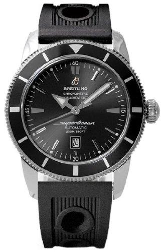 Breitling Superocean Heritage 46 Black Dial Mens Watch A1732024-B868BKRD