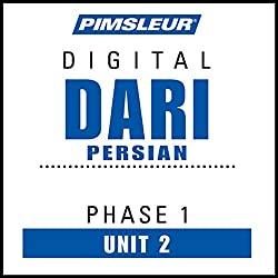 Dari Persian Phase 1, Unit 02