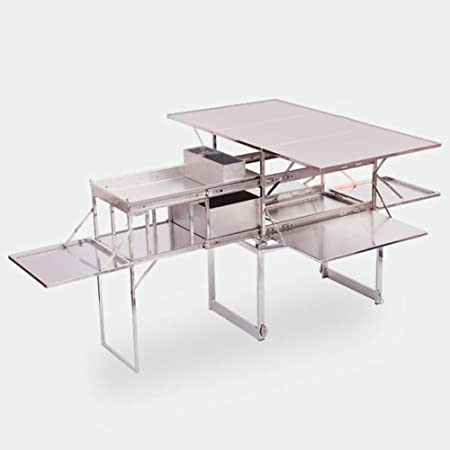Cocina De Camping, Quick Kitchen Plus Mueble De Cocina ...