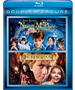 Nanny McPhee / Peter Pan Double Feature [Blu-ray] from Universal Pictures Home Entertainment