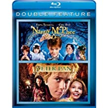 Nanny McPhee / Peter Pan Double Feature