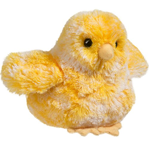Douglas Multi Yellow Chick Plush Toy