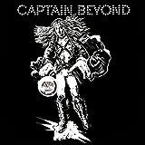 Captain Beyond Only 500 Made Black Velvet Gatefold Jacket with Silver Foil Stamping