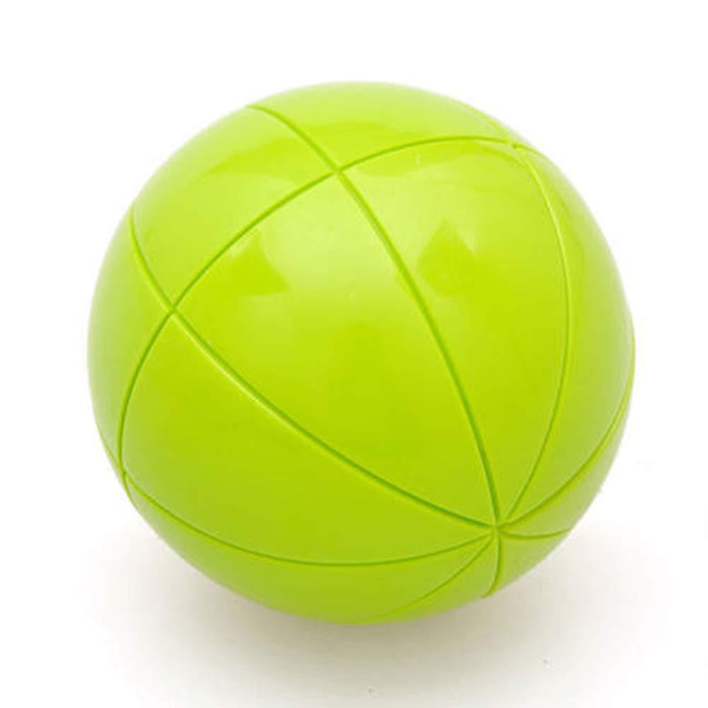 JIAAE 3D Puzzle Rubik Ball Three-Dimensional Assemble Maze Children Intellectual Toy