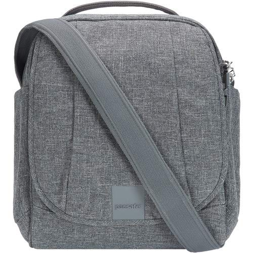 Metrosafe LS200 Anti-Theft Shoulder Bag (Dark Tweed) [並行輸入品]   B07MQLLM4N