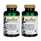 Swanson Mangosteen/Pomegranate/Noni Complex