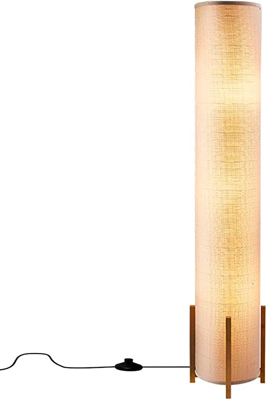 Floor Lamp Amumo Modern Led Floor Lamps For Living Room 52 Tall Standing Lamp For Bedrooms Office Contemporary Soft Light House Decor For Bedside