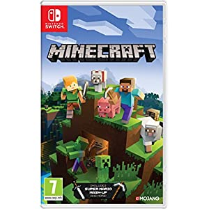Minecraft – Nintendo Switch 5125K29bdvL