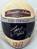 Tony Stewart Signed Bass Pro Shop Full Size Helmet JSA