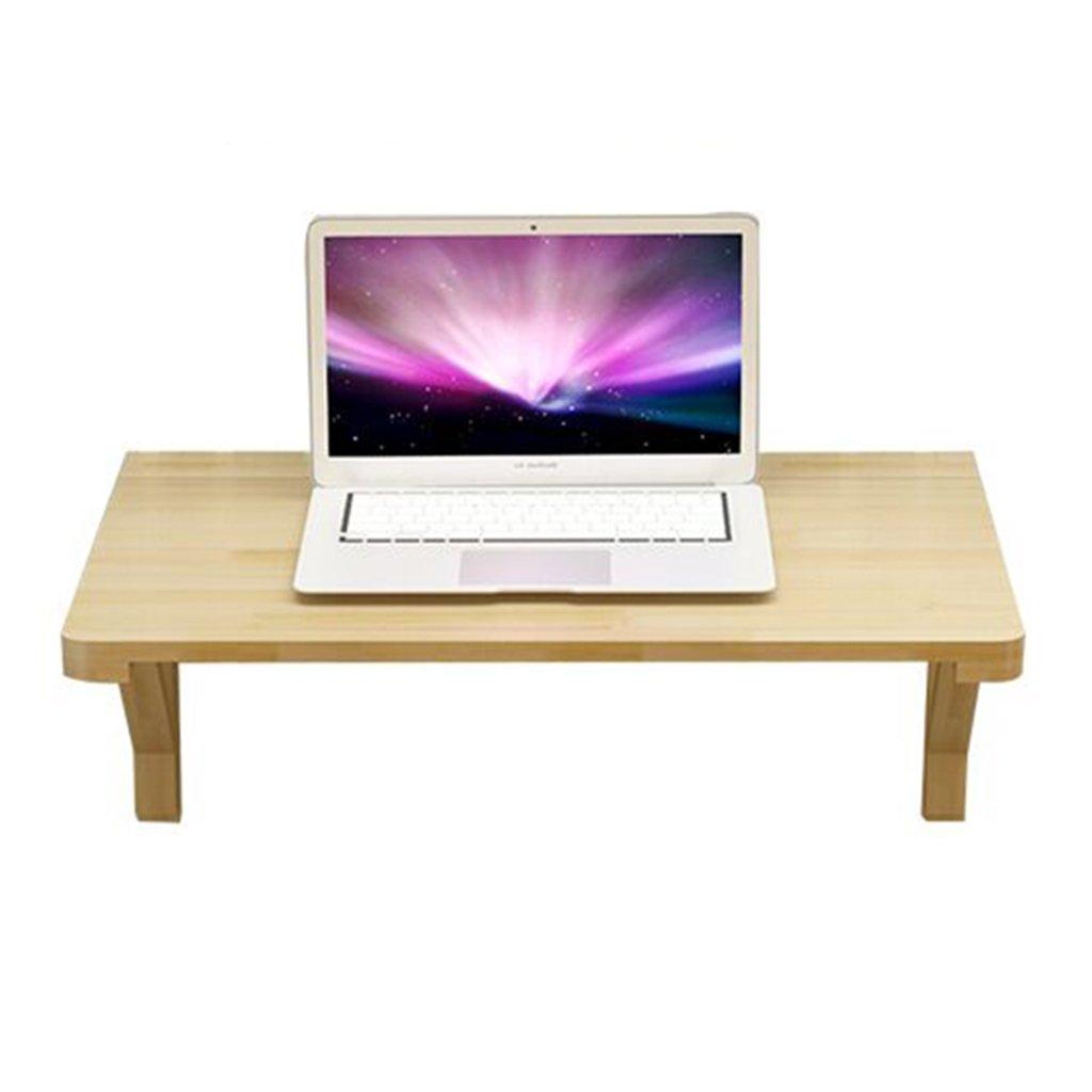 折り畳みテーブル ラップデスク 壁掛け折りたたみ式コンピュータワークステーション、木製長方形ドロップレーフテーブルデスク (サイズ さいず : 80 * 50cm) 80*50cm  B07FJXYVQR