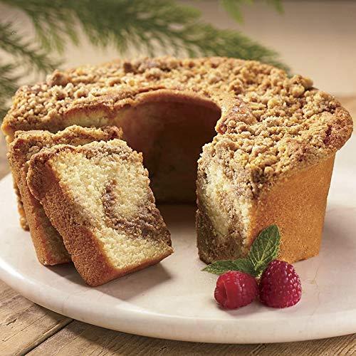 Streusel Swirl Coffee Cake from The Swiss Colony ()