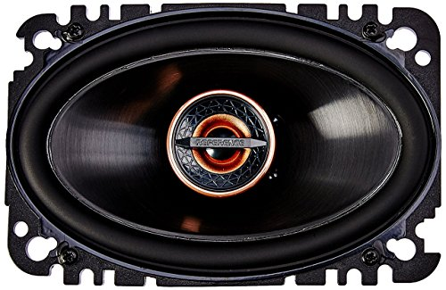 Infinity REF-6422cfx 135W Reference Series Coaxial Car Speaker Edge-Driven, Textile Tweeters, ()