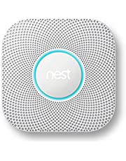 Nest 2nd Protect 2e generatie bedraad wit, wit