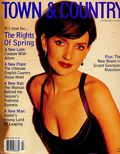 - Town & Country Magazine April 1996