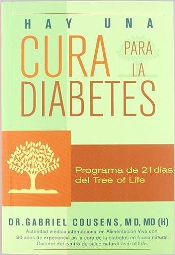 hay una cura para la diabetes gabriel cousens libro gratis