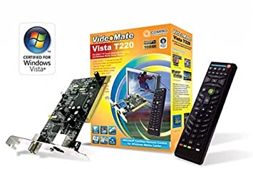 DRIVERS COMPRO TECHNOLOGY VIDEOMATE TV CARD SERIES