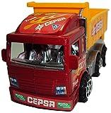 Generic Cepsa Toy Dumper Toy Truck For Kids - Red