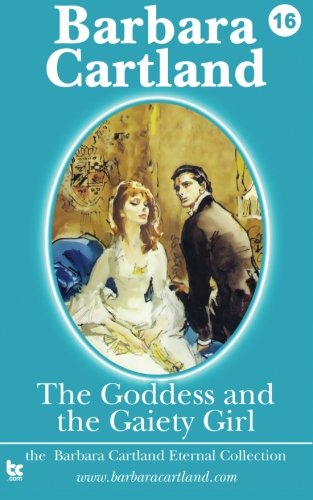 book cover of Goddess and the Gaiety Girl
