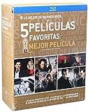 Paquete: 5 Favoritas: Mejor Película [Blu-ray]